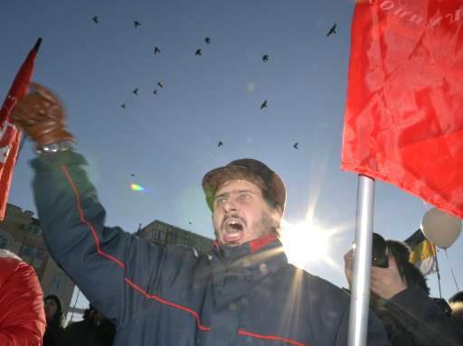 روس: بالشویک میراث کی نئی اٹھان