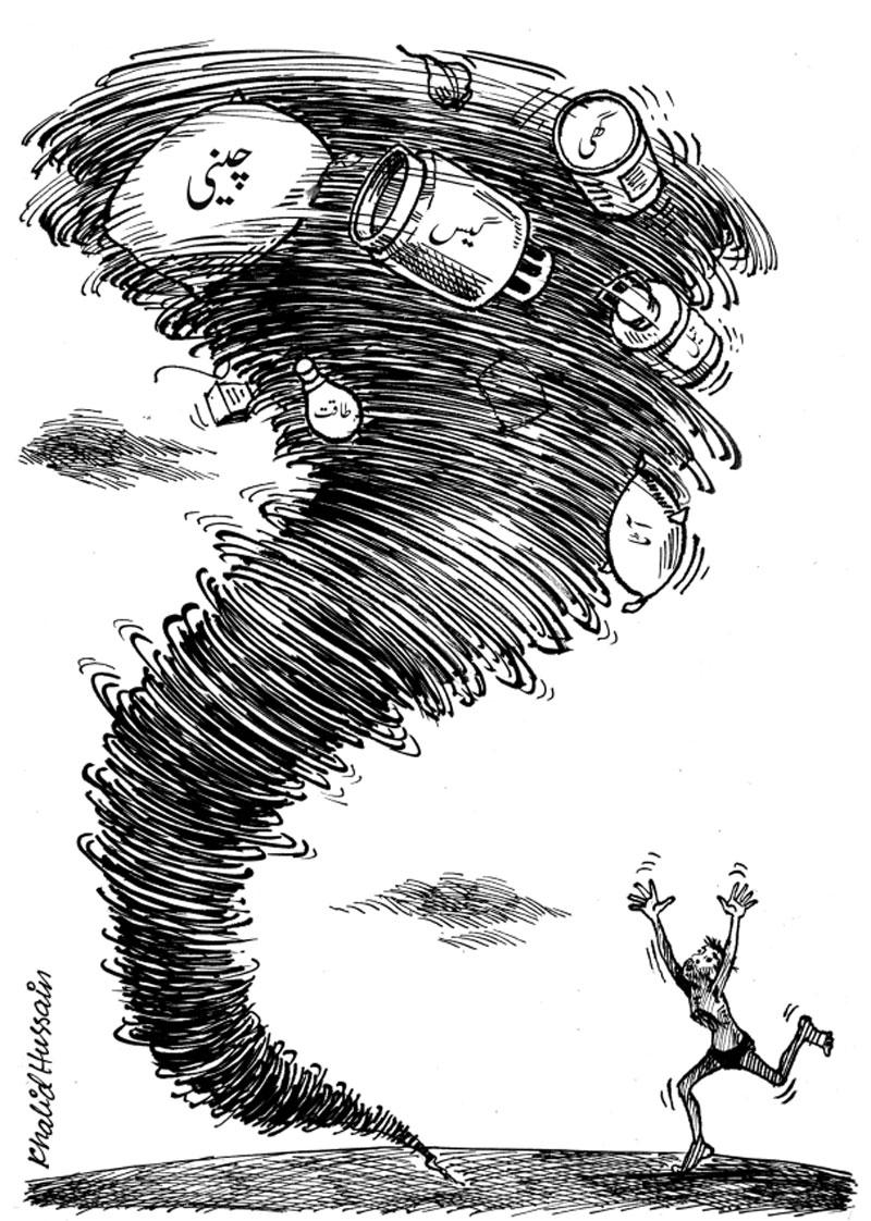 پاکستان: بحرانوں کا طوفان