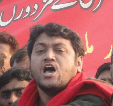 ویڈیو: لاہور میں مزدوروں کی ریلی سے کامریڈ آدم پال کا خطاب