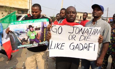 نائیجیریا:محنت کشوں اور نوجوانوں کی انقلابی اٹھان