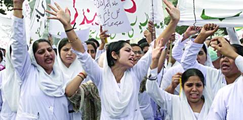 ویڈیو: پاکستان میں نرسوں کے مسائل
