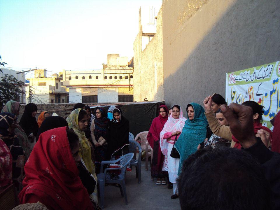 خواتین کے مسائل پر راولپنڈی میں سیمینار