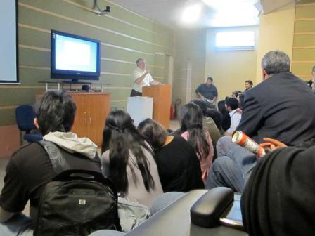 مارکسزم، آرٹ اور سماج؛ ایلن ووڈز کا نیشنل کالج آف آرٹس لاہورمیں لیکچر