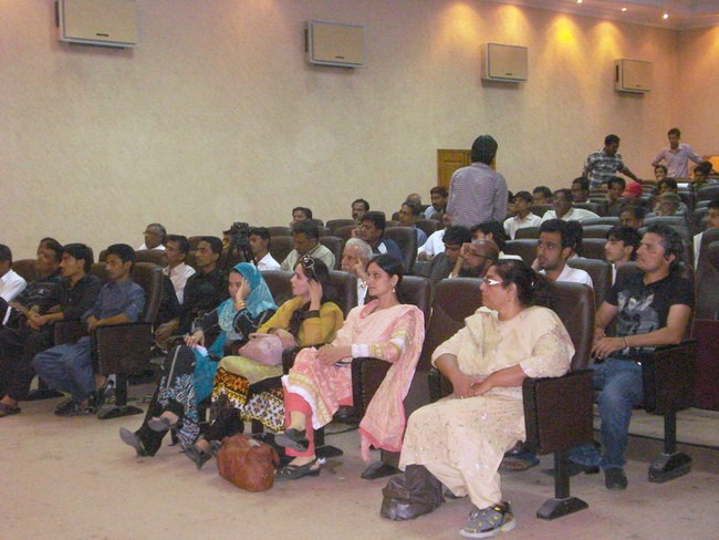 کراچی میں ''صدائے مستقبل'' یوتھ کانفرنس