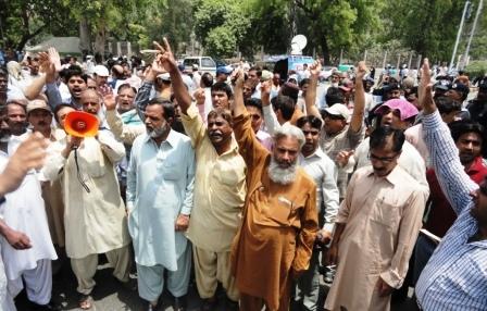 ایپکا اکاؤنٹنٹ جنرل آفس لاہور کے صدر کا بہیمانہ قتل