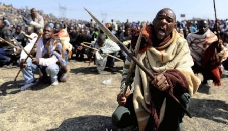 جنوبی افریقہ: آزادی سے رستا خون