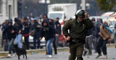 چلی: ریاست کو ہلا دینے والی طلبہ تحریک