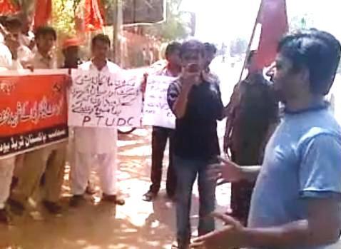 ویڈیو: کامریڈ پارس جان کا حیدرآباد میں محنت کشوں کی ریلی سے خطاب