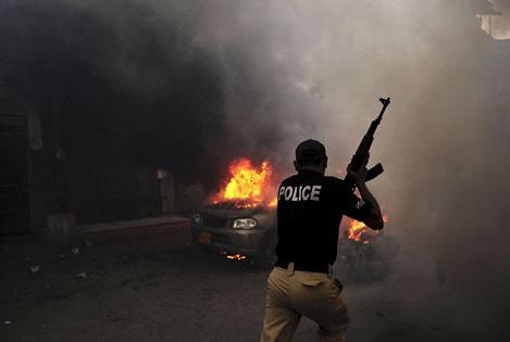 پاکستان: موت کا جمہوری رقص