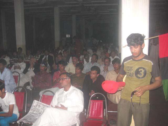 بھٹو شہید کی 34ویں برسی کے موقع پر ڈسکہ میں تقریب کا انعقاد
