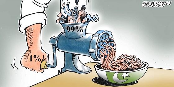 پاکستان: جمہوریت کا جشن، آدمیت کا ماتم
