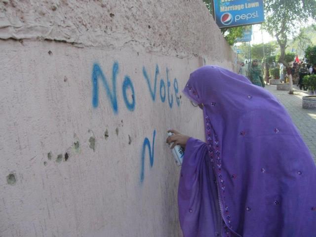 بلوچستان کی بیگانگی