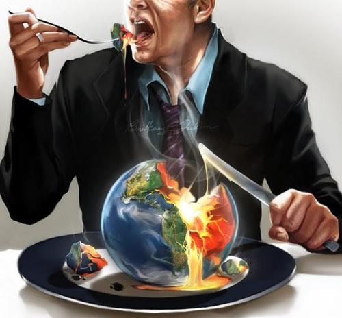 گلوبل وارمنگ: پورے کرہ ارض کو تباہ کرتی سرمایہ داری