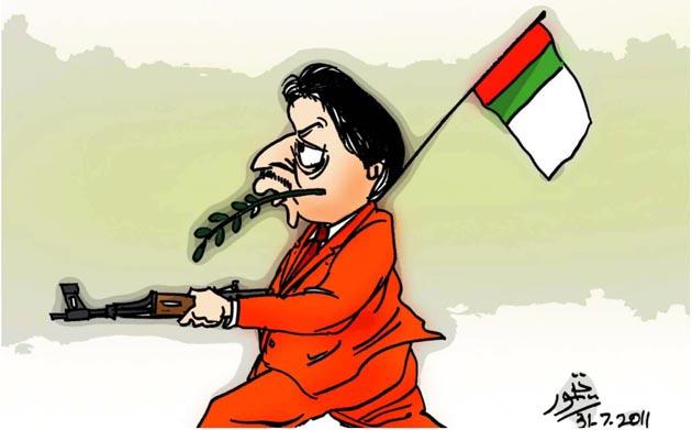 ایم کیو ایم: دولت کی سیاست کا تشدد