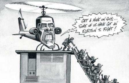 امریکی انخلاء کے بعد افغانستان؟