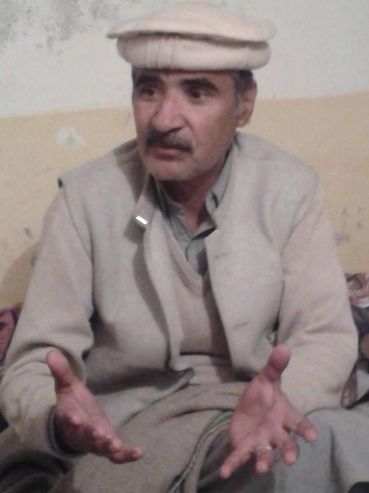 زونل سیکٹری واپڈا ہائیڈرو الیکٹرک یونین اٹک سرکل رحیم شاہ کا انٹرویو