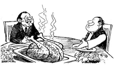 دھرنے، پیپلزپارٹی اور مفاہمت کی سیاست