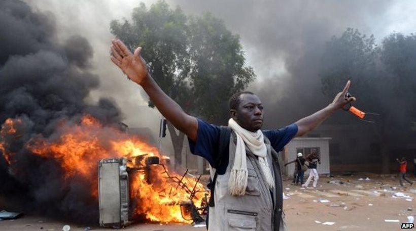 برکینا فاسو: افریقی انقلاب کی پہلی چنگاری