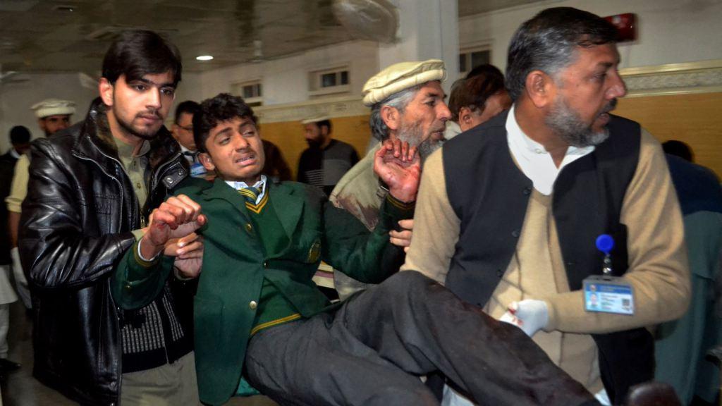 سانحہ پشاور: ریاستی موقف اور حقیقت
