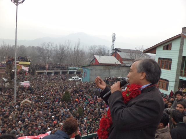 کشمیر کے انتخابات میں امید کی کرن