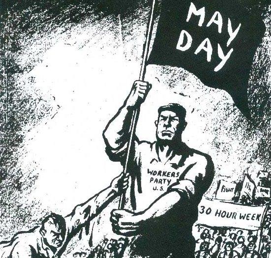 یوم مئی کا پیام!