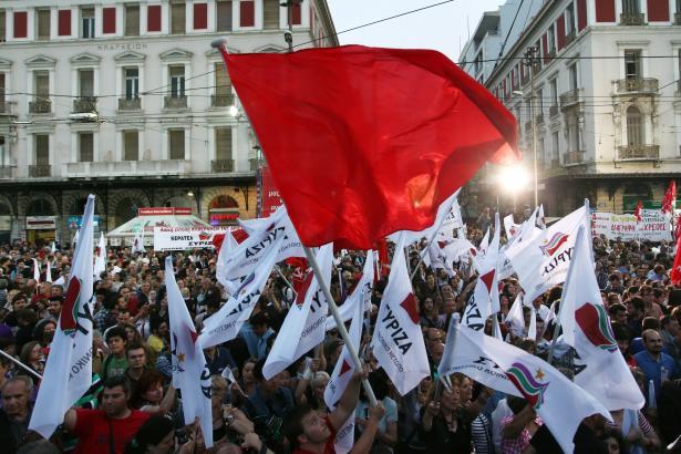 یونان: جینا ہے تو لڑنا ہو گا!