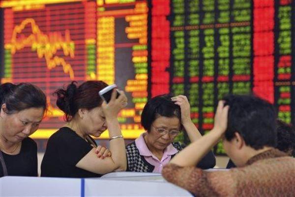 چین: معاشی زلزلہ دور نہیں!