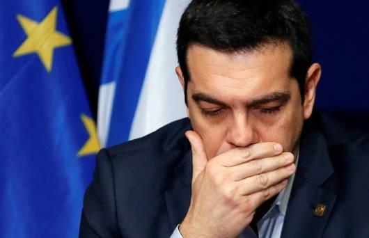 یونان: لمحوں کی خطا!