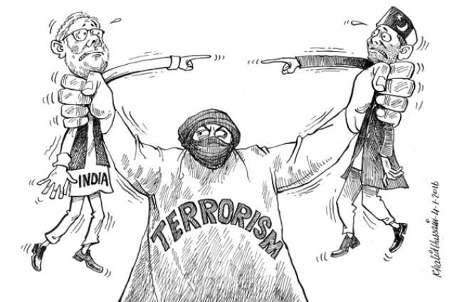 دہشت گردی، بوسیدہ سرمایہ داری کا نچڑا ہوا عرق