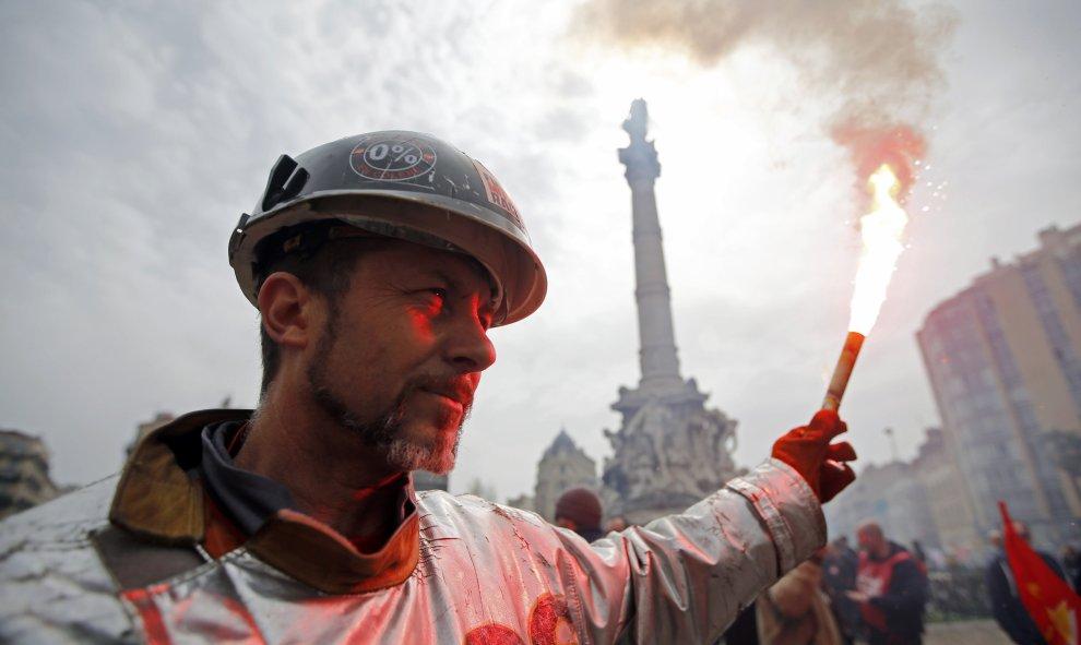 فرانس: مزدور دشمن قانون کے خلاف تحریک کا آغاز