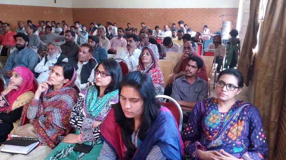 شمالی پنجاب میں طبقاتی جدوجہد کی ریجنل کانگریس کا انعقاد