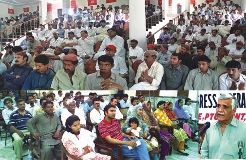 دادو، حیدر آباد اور کراچی میں ریجنل کانگریسز کا انعقاد