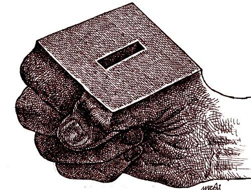 کشمیر: عوام سے بیگانہ اقتدار کے انتخابات