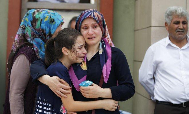 مشرق وسطیٰ کا انتشار ترکی میں!