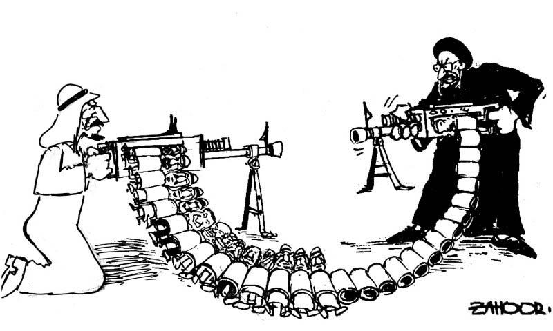 ایران سعودی چپقلش میں شدت