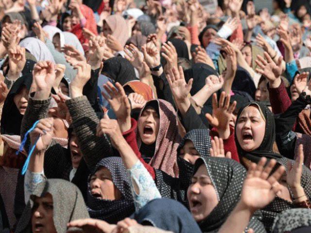 ہزارہ آبادی کا مسلسل قتل عام
