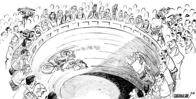 پاکستان: پر فریب معیشت میں سیاسی نورا کشتی