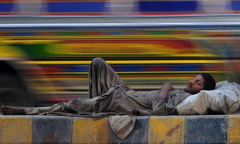 کراچی: وہی حالات ہیں غریبوں کے!
