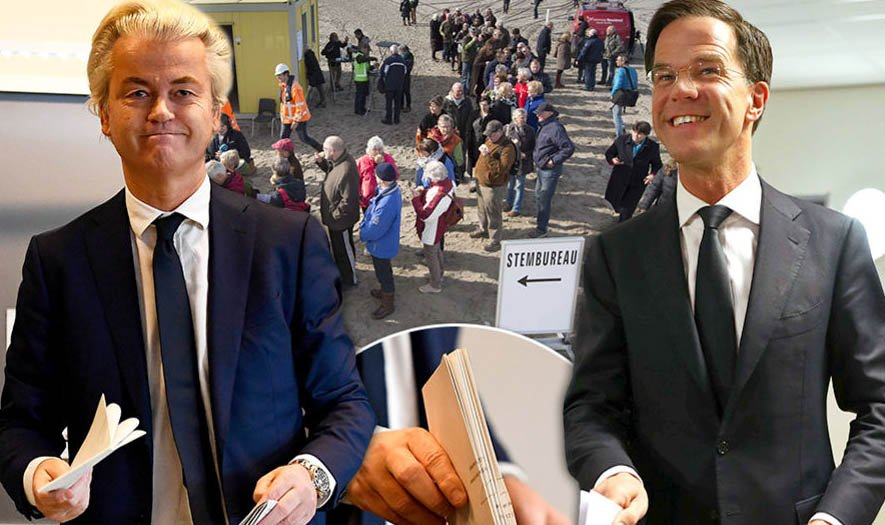 ہالینڈ میں انتخابات: وحشت ٹلی لیکن جبر جاری