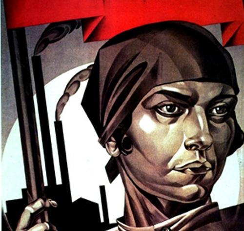 عورت کی آزادی کیلئے انقلاب چاہئے!