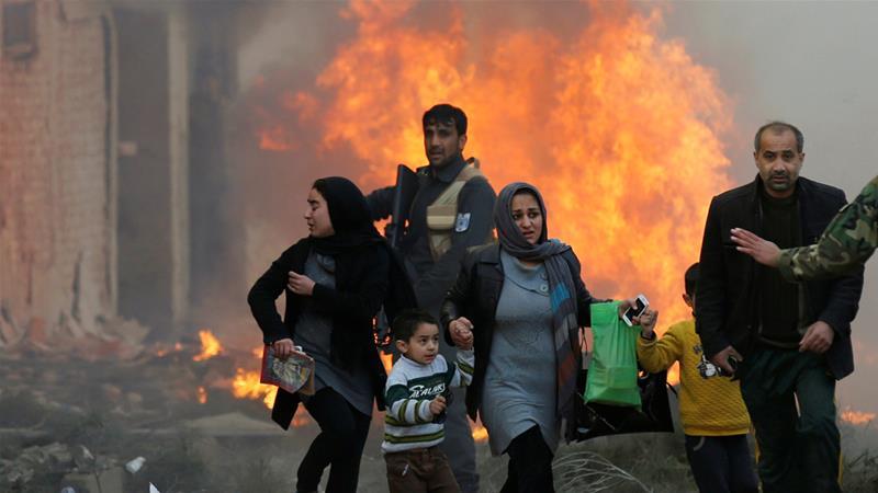 افغانستان: پراکسی جنگوں کا انتشار
