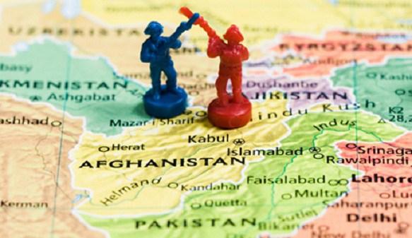 افغانستان: جان لیوا 'گریٹ گیم'