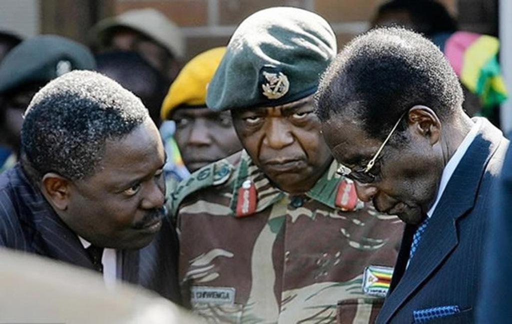 زمبابوے میں فوجی بغاوت