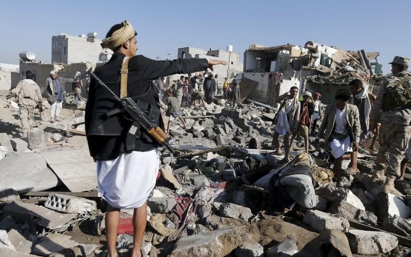 یمن کی بربادی