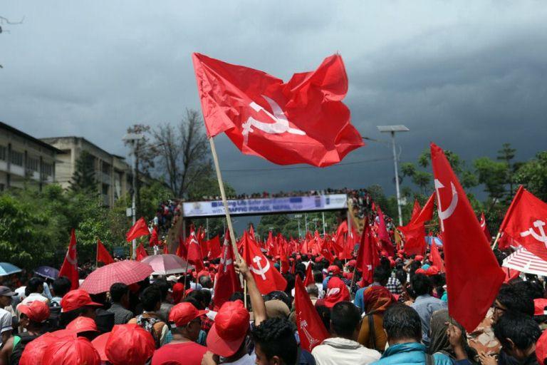 نیپال: 'کمیونسٹ' حکومت کا امتحان