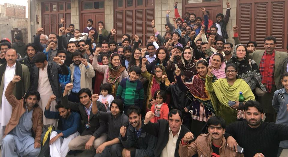 لائل پور: موسمِ سرما 2018ء کے تین روزہ نیشنل مارکسی یوتھ سکول کا انعقاد