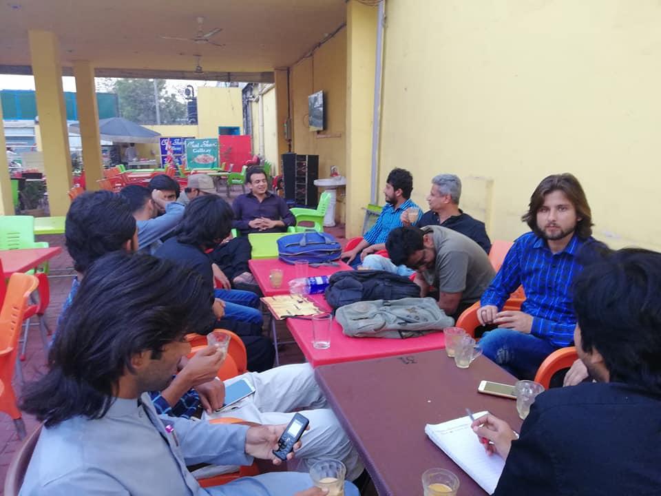 فیصل آباد: انقلابی طلبہ محاذ کی جانب سے حبیب جالب کی یاد میں نشست کا انعقاد
