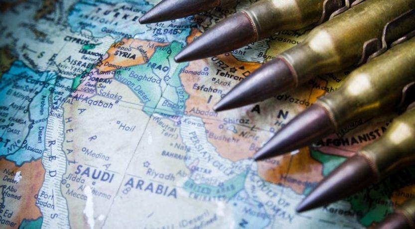 مشرقِ وسطیٰ کا پرانتشار منظر نامہ