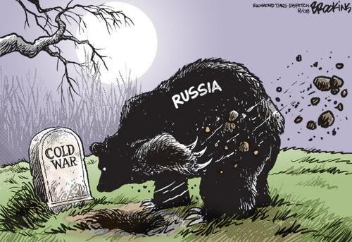 نئی 'سرد جنگ'؟