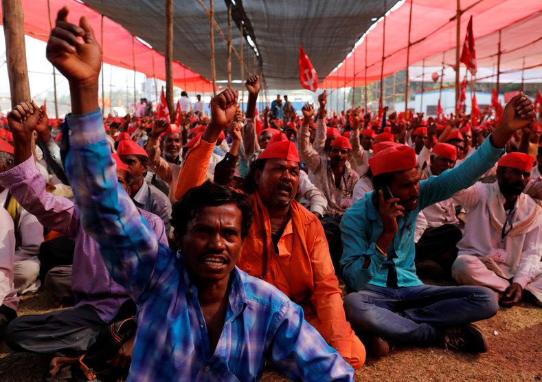 ہندوستان: کسان کی للکار!